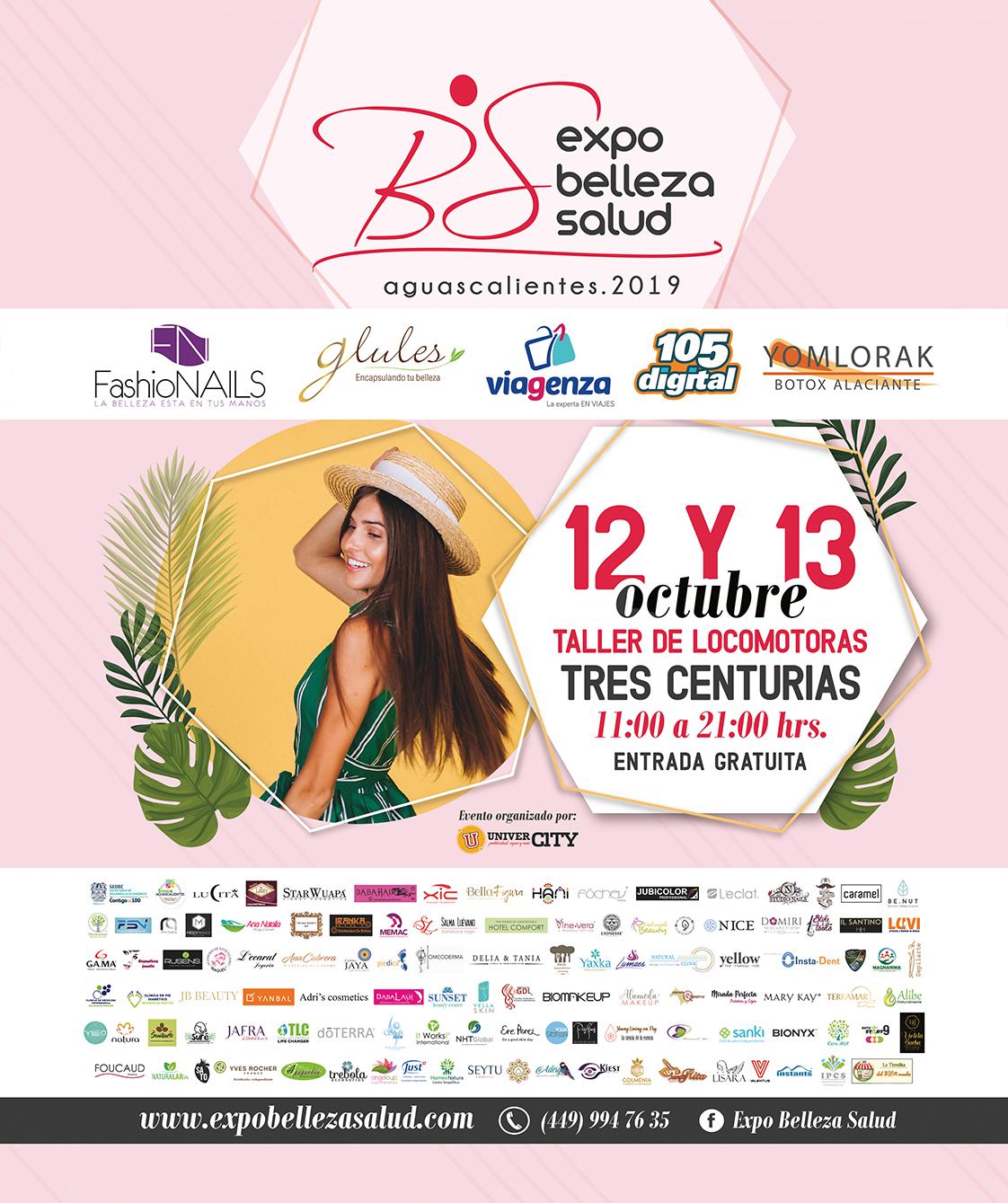 EXPO SALUD Y BELLEZA