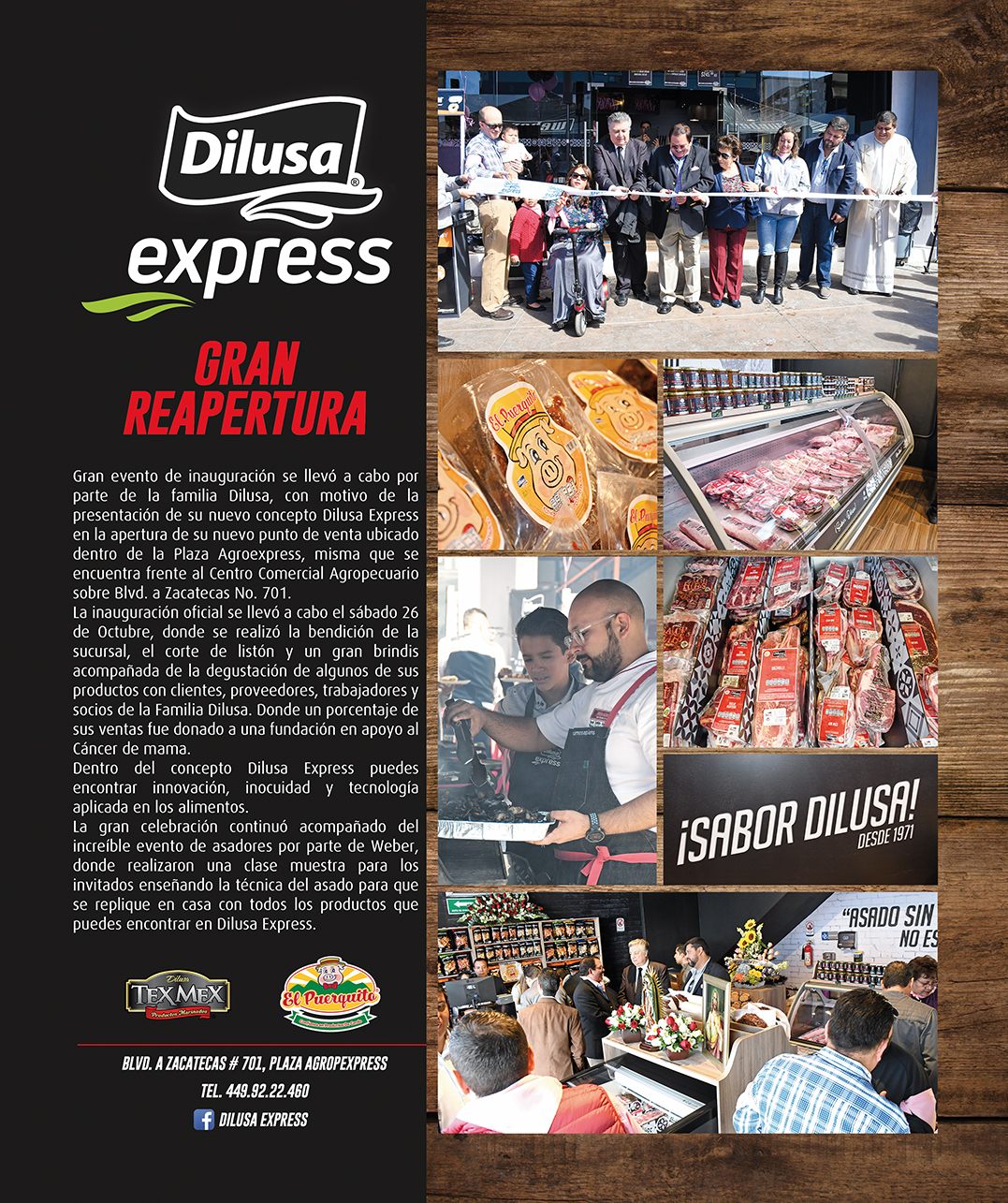 DILUSA EXPRESS