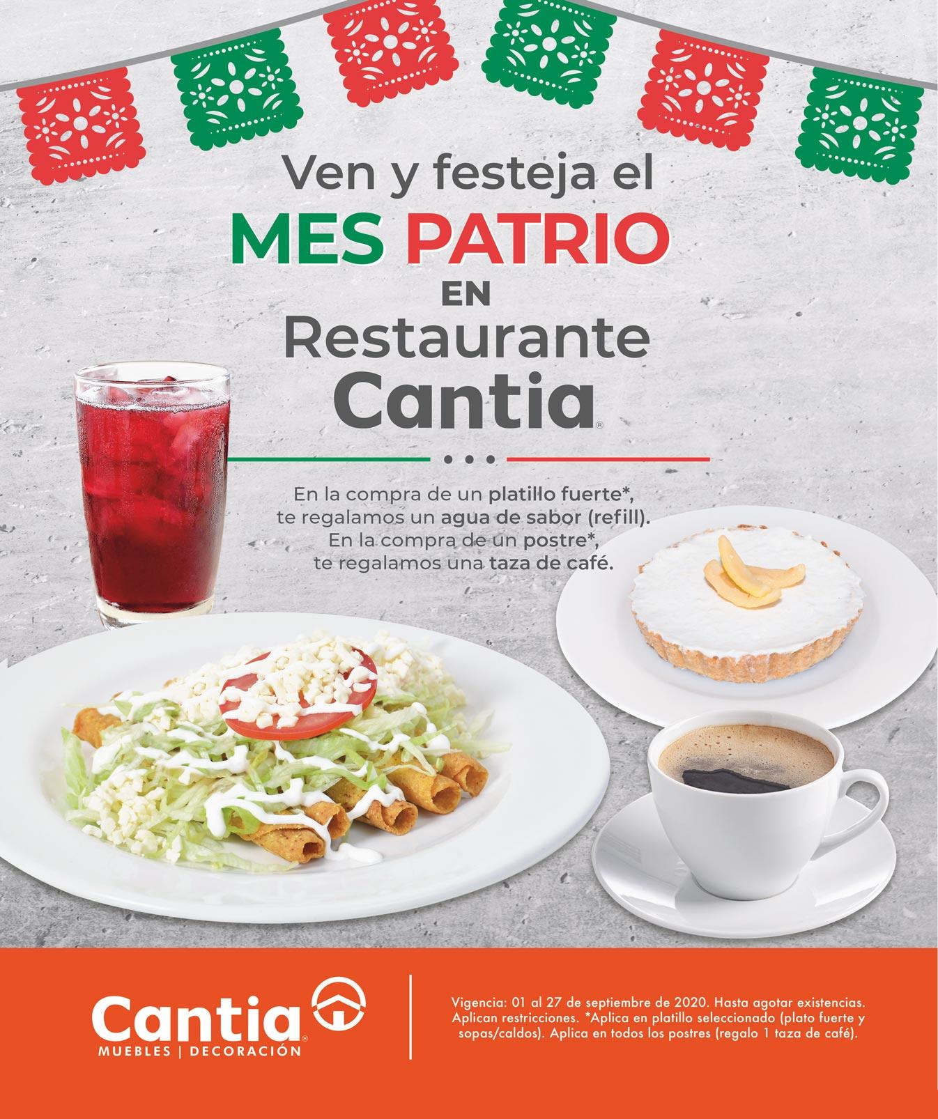 CANTIA
