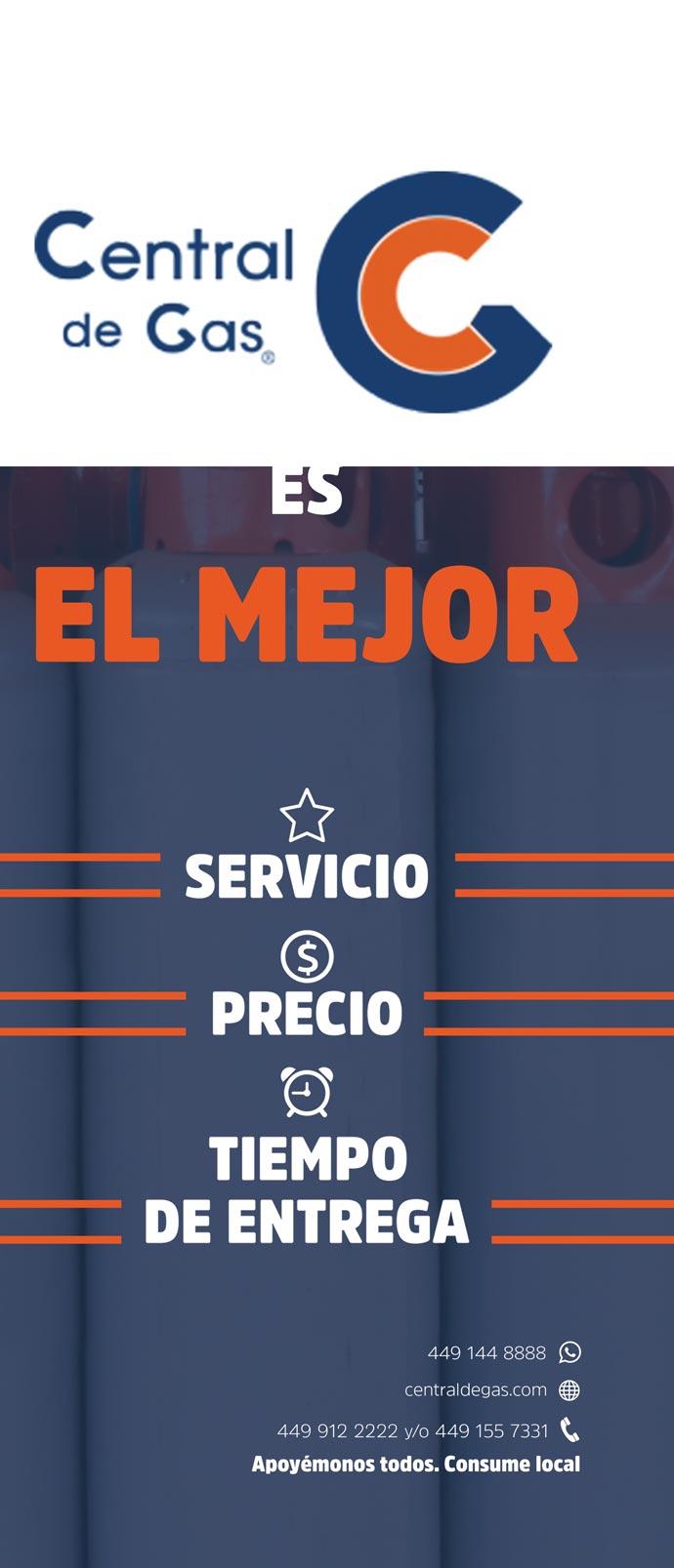 CENTRAL-DE-GAS