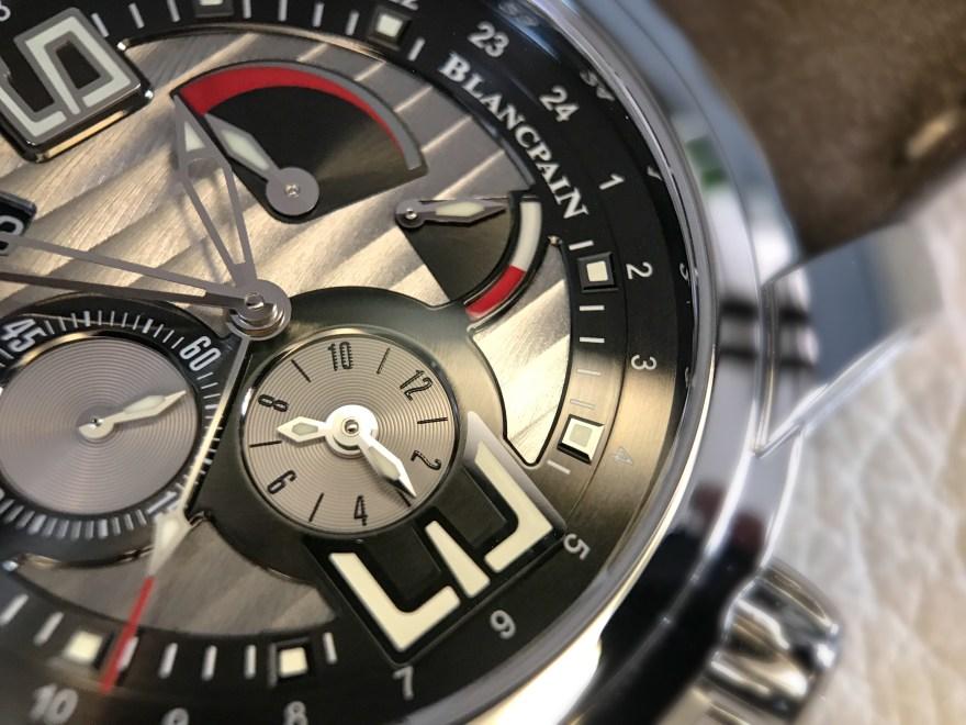 Blancpain L'Evolution GMT Reveil