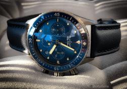 Bathyscaphe Chronographe Ocean Commitment