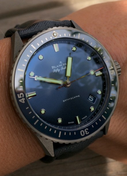 Bathyscaphe 5000-0240-O52A