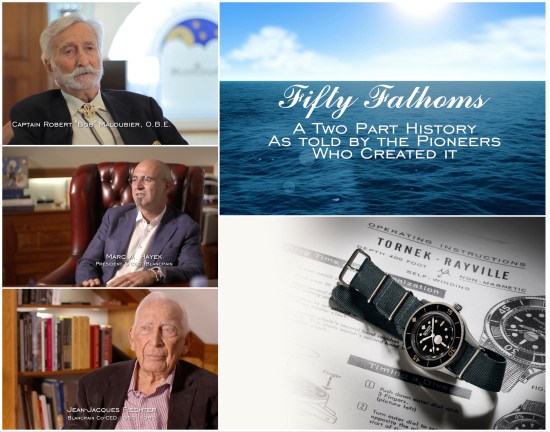 Fifty Fathoms documentary