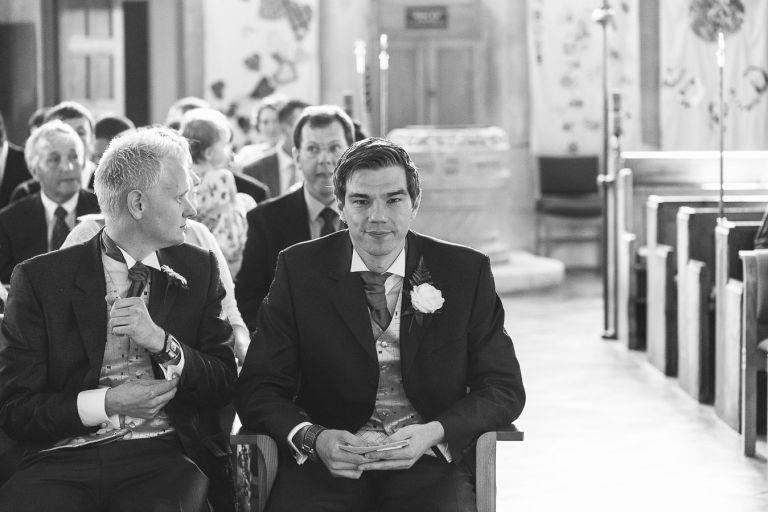 St Marys Church Warsash Wedding Photographer 5