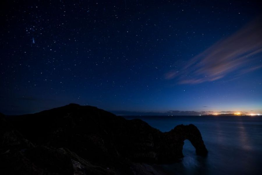Dorset Landscape Photographer Durdle Door Sunset