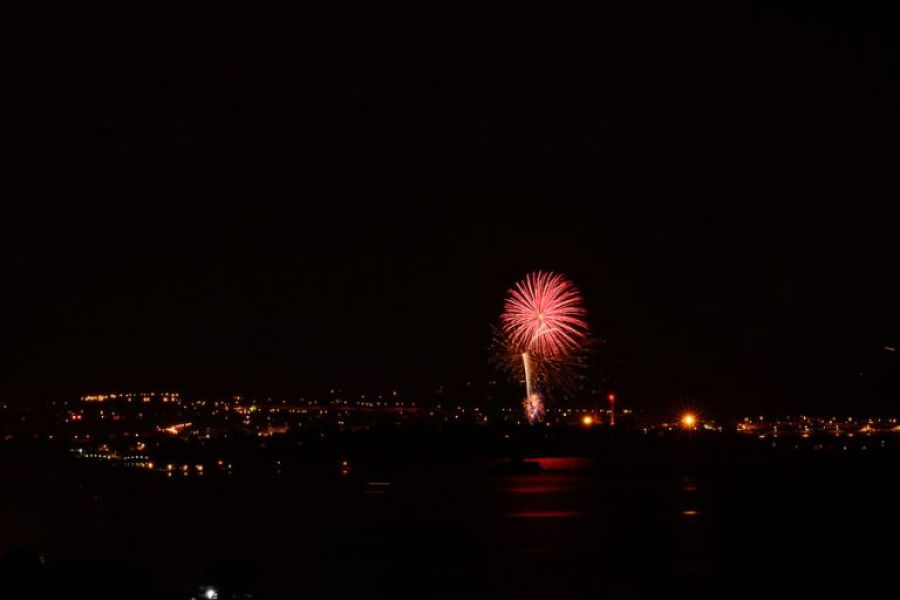 weymouth photographer fireworks