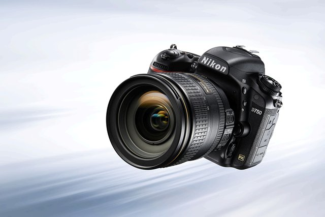nikon d750 review body flying