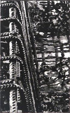 instant 20, édition de 3 ou 4, Techniques : eau-forte, aquitaine, chine-collé carborundum sur papier Hanhemühle 300g ou BFK Rives 270g, entre 20x30 cm et 60x80 cm, blandine galtier ©