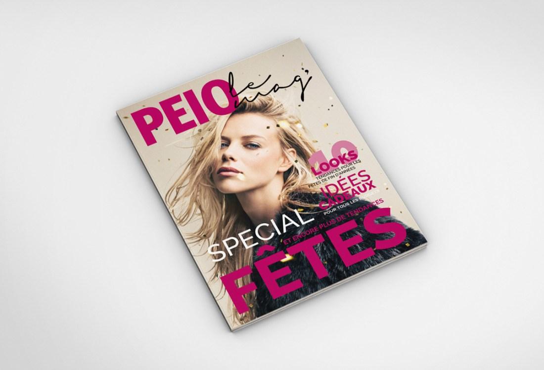 Peio Le mag Celebration