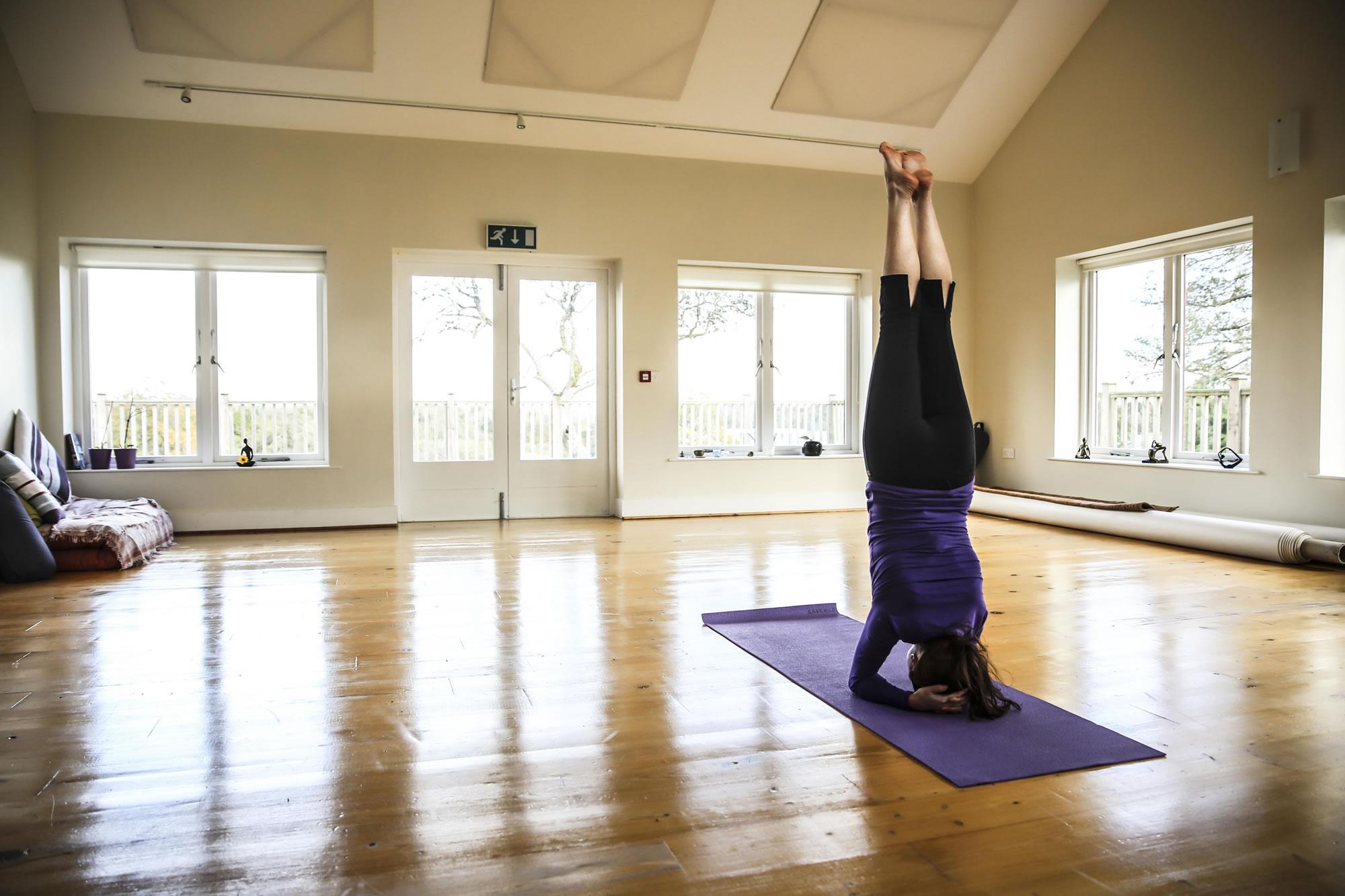 Yoga Studio Blaney Spa Amp Yoga Centre