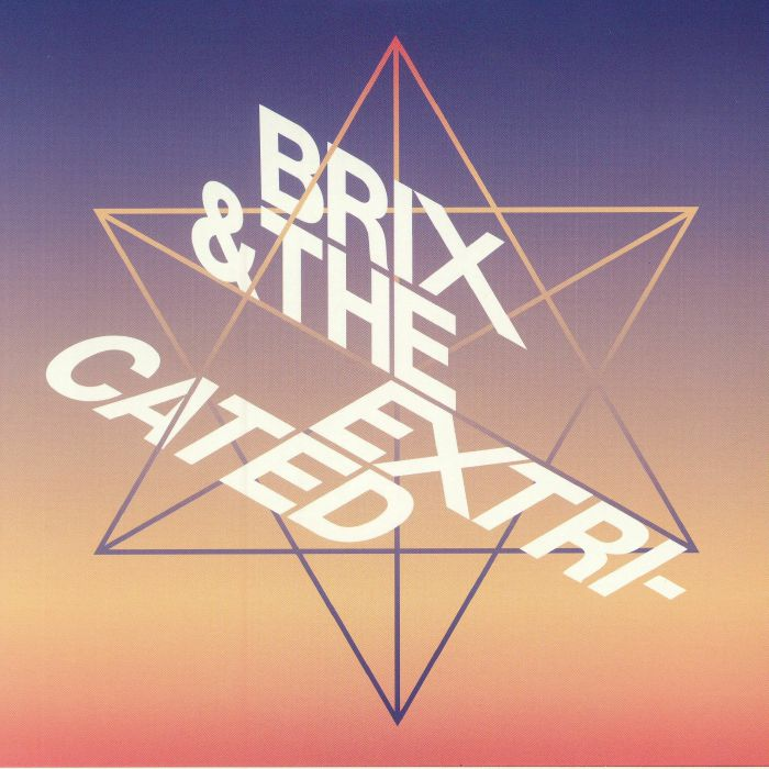"""Blang 74 - Brix & The Extricated - Moonrise Kingdom 7"""" single (September 2017) 1 Moonrise Kingdom 2 Moonrise Kingdom Harmonic Convergence"""