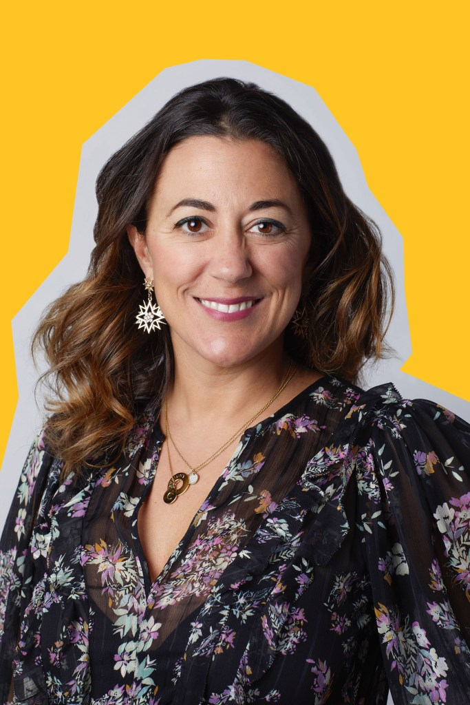 cate luzio - blankbox female founder feature the fill