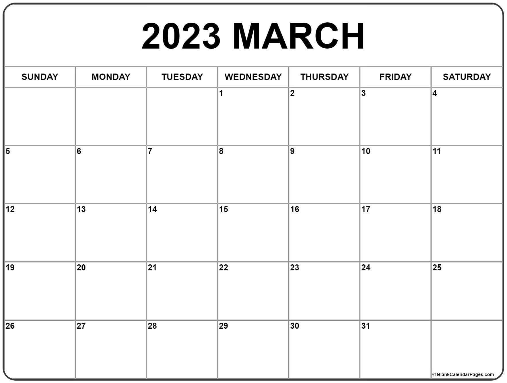 Printable Keyboard Calendar