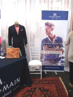 Mizzen + Main for athletes and CEOs alike