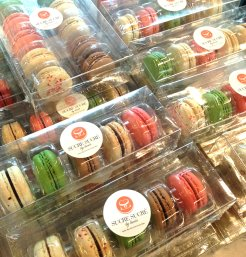 Delicious macarons from Sucre Sucre by Lucia