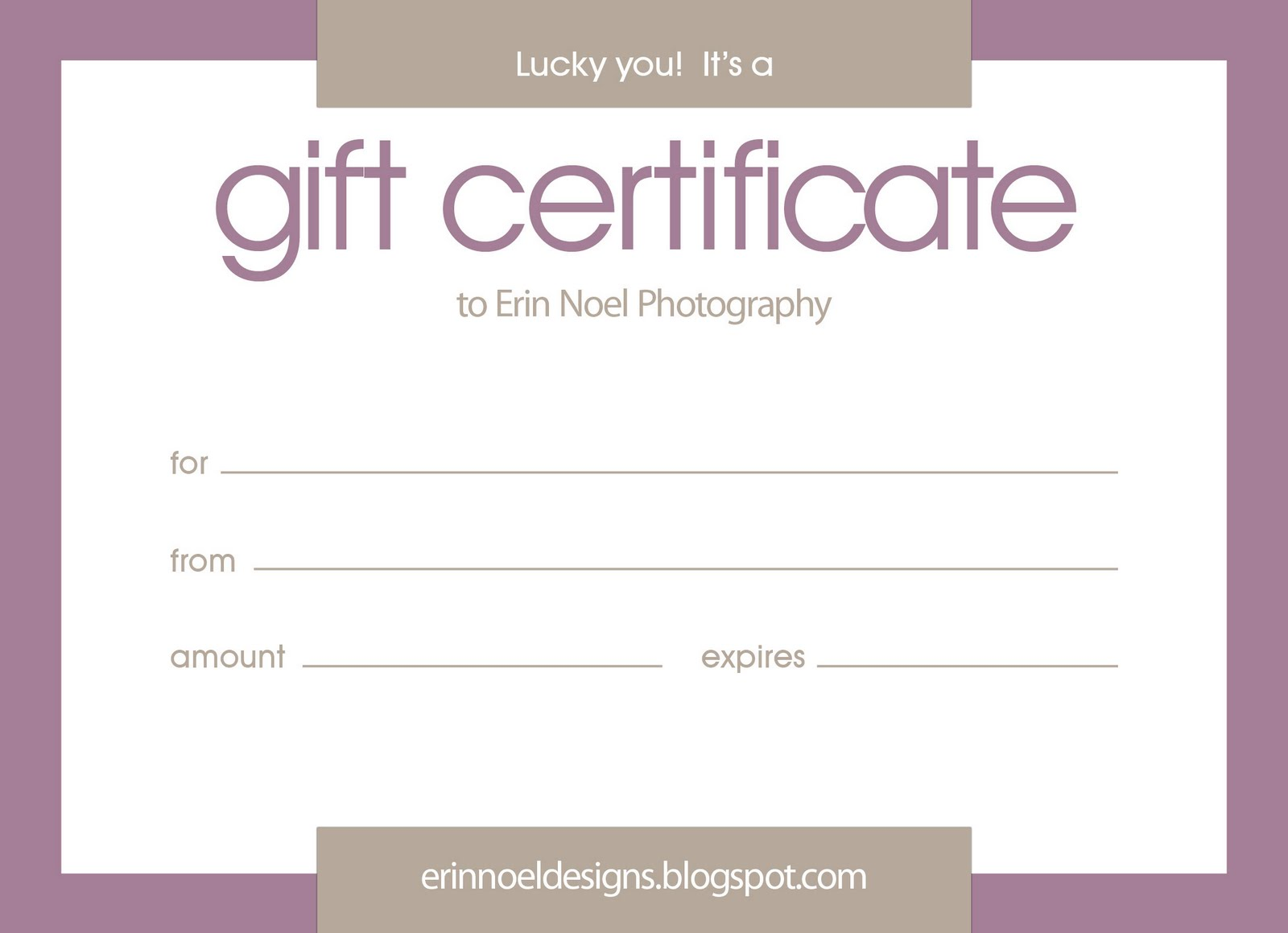 Free Massage Gift Certificate Template | www.galleryhip ...