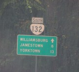Williamsburg Rain