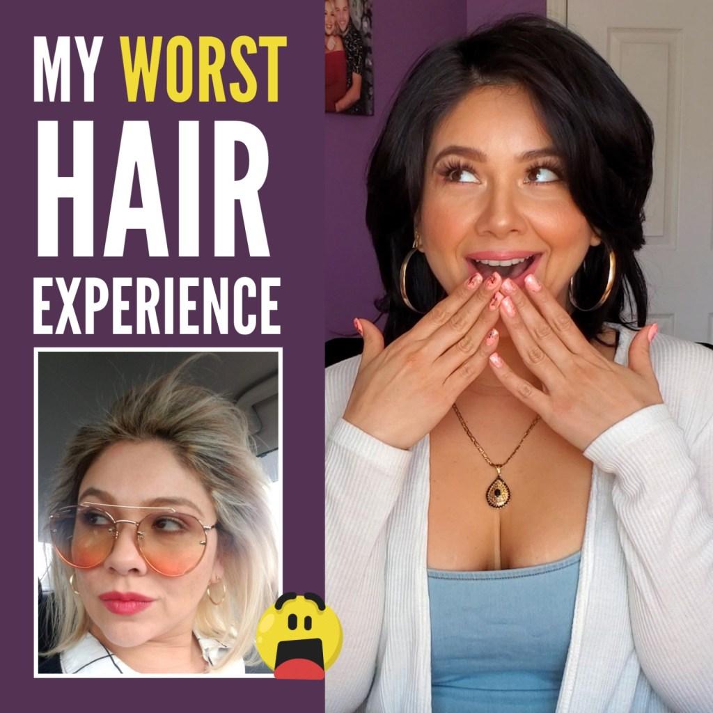 My Worst Hair Experience Ever | Blankita Styles