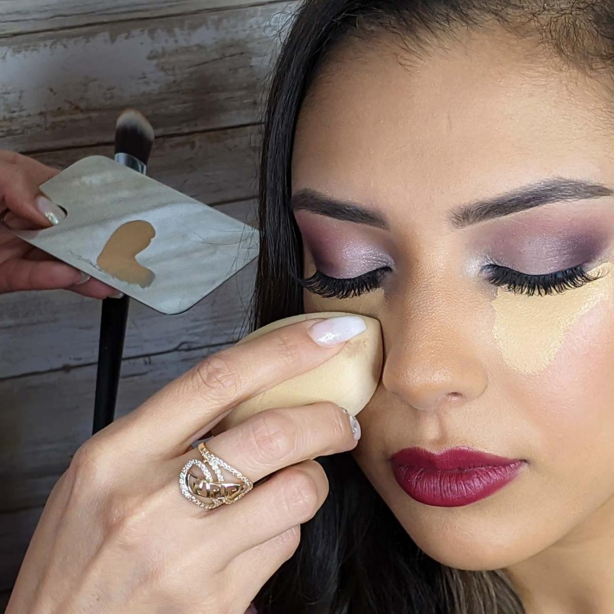 foundation & concealer makeup course