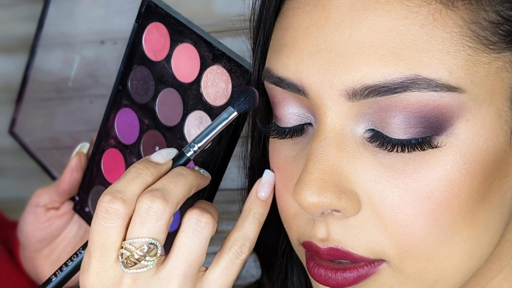 Eye Shadow & Eyebrow online course #2