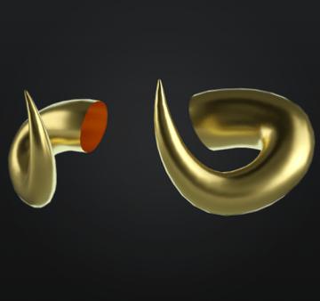 Bite Me Horns