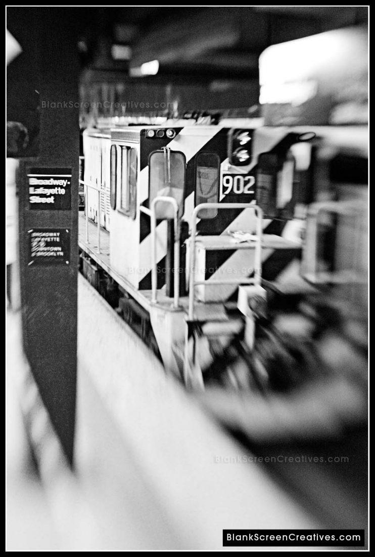 Broadway Lafayette Street Subway