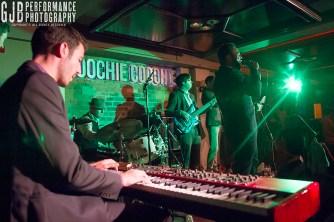 Myles Sanko - Hoochie Coochie August 2014