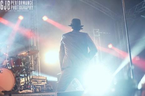 Maximo Park - Split Festival Aug 2014