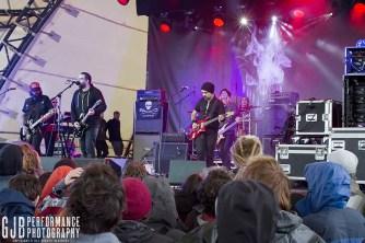 Crippled Black Phoenix - Arctangent Festival 2014