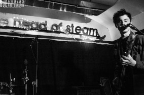 WAKE - Head of Steam May 2015