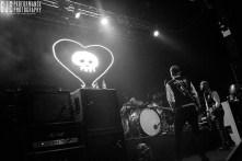 Alkaline Trio - Newcastle O2 Academy June 2015