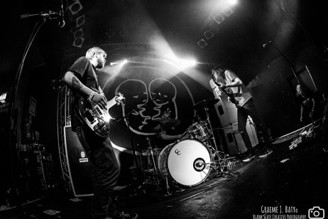 The Fall of Troy - Newcastle UK Aug 2015
