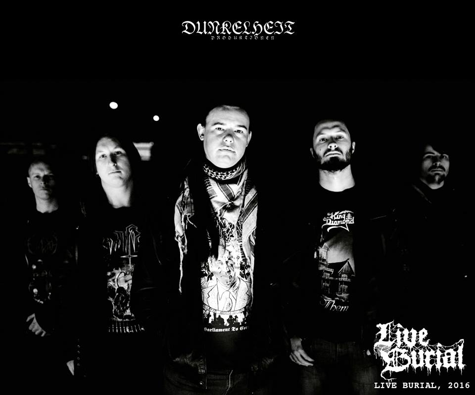 Live Burial – Blank Slate Session (Part 2) – VIDEO