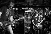 Karma to Burn - Think Tank, Newcastle, March 2016