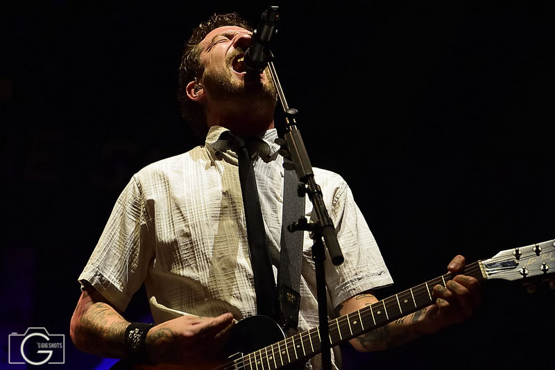 Frank Turner and The Sleeping Souls – July 2017 – Newcastle Metro Arena – PHOTO FEATURE