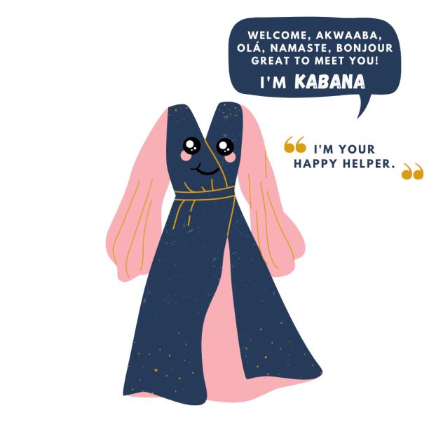 Online assistant Kabana