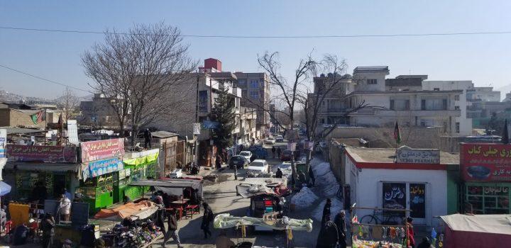 Kabul marknad, Foto: Mohammad