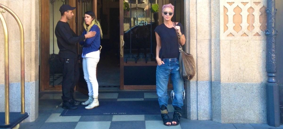 ace hotel DTLA Paula Mangin