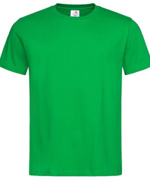 Stedamn Men T Shirt Kelly Green