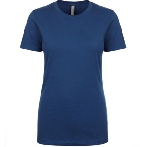 NL Apparel Ladies T-Shirt Cool Blue