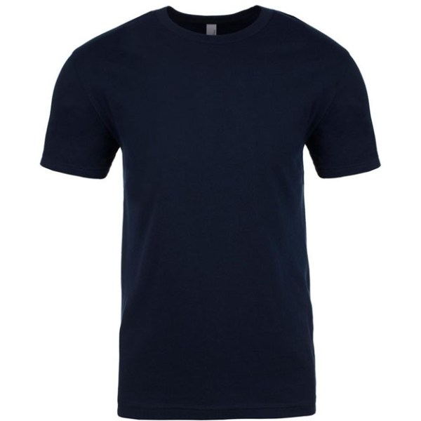 NL Apparel Men T-Shirt Mid Navy