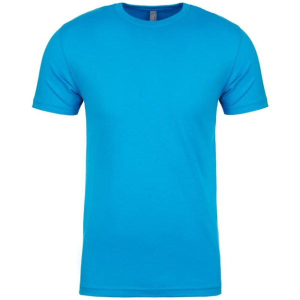 NL Apparel Men T-Shirt Turquoise