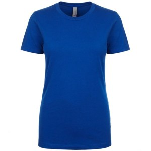 NL Apparel Ladies T-Shirt Royal