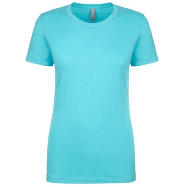 NL Apparel Ladies T-Shirt Tahiti Blue