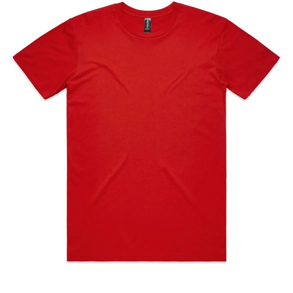 TBTS CB Clothing Co Kids B1 T-Shirt Red Front