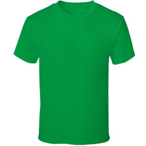 TBTS QUOZ Men Wave Kelly Green Tee