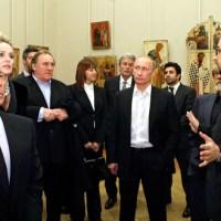 Picture of the day: Vladimir Putin VS Sharon Stone :)