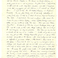 Charlie Chaplin letter to his daughter Geraldine