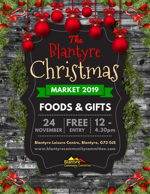 2019 Christmas Market Flyer